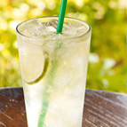 Cool Lime Starbucks Refreshers Beverage